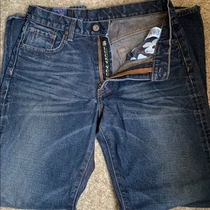 Lucky Brand Jeans by Gene Montesano